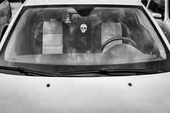 2018 (Luca * Rossi) Tags: lucaxrossi vicenza skull car street streetphotography streetphoto streetphotoblackandwhite blackandwhite streetbw streetphotographers