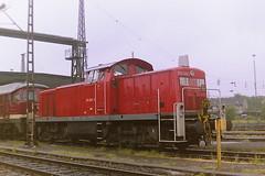 DB 294360-3 (bobbyblack51) Tags: db class 294 290 mak bb heavy diesel shunter 2943603 2903607 bw oberhausen osterfeld sud 2001