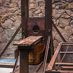 French Guillotine used in the Vietnam War thumbnail