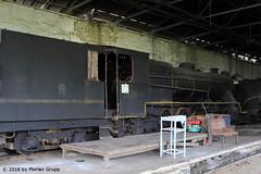 I_B_IMG_0577 (florian_grupp) Tags: asia myanmar burma train railway railroad myanmarailways southeast metergauge metregauge 1000mm steam locomotive scrap yard vulcan foundry pyuntaza