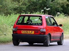 E226 EJF (Nivek.Old.Gold) Tags: 1987 fiat uno turbo ie 1299cc