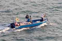 Hong Kong Island Fishermen (Didhle) Tags: hk hongkong fish fisherman pecheur ile boat ship taitam stanley