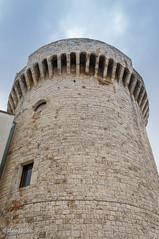 10042016-IMGP4757 (Mario Lazzarini.) Tags: torre tower historic old pietra castle castello conversano puglia italy architettura