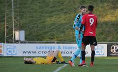 Lewes 2 Folkestone Invicta 0 20 10 2018-365-2.jpg (jamesboyes) Tags: lewes folkestoneinvicta football soccer fussball calcio voetbal amateur bostik isthmian goal score celebrate tackle pitch canon 70d dslr