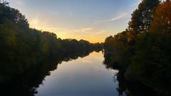View from Steglitz-Zehlendorf bridge (Light Orchard) Tags: berlin germany ©2018lightorchard bruceschneider