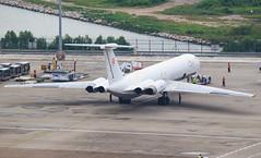 RADA AIRLINES Il-62 EW-450TR 002 (A.S. Kevin N.V.M.M. Chung) Tags: aviation aircraft aeroplane airport airlines apron plane spotting ilyushin il62 cargo
