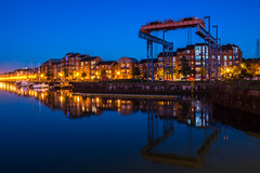 Boat crane (Gary S Bond) Tags: albert edward docks great britain united kingdom 2018 a65 alpha autumn city england lancashire north october preston shabbagaz sony uk water west albertedwarddocks greatbritain unitedkingdom
