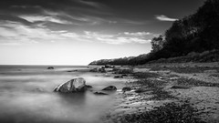 I love those rocks in the water (mad_airbrush) Tags: 5d 5dmarkiii 2470mm 2470mmf28lusm 2470mmf28l germany deutschland balticsea strand beach ostsee stones water sea seascape smoothwater nd ndfilter filter longexposure landscape landschaft langzeitbelichtung ngc
