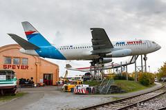 Dassault Mercure F-BTTB AirInter 20181027 Speyer (steam60163) Tags: airinter speyer dassault mercure