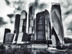 #MoscowCity by #Iphone6s (NO PHOTOGRAPHER) Tags: hochhaus gebäude cityscape skyline detail construction blackandwhite monochrome architecture architectural urban building outdoor iphoneography iphonephotography exterier russia moscowcity technoart sky clouds moscowphotography blue panorama panoramatic light shade dark shadow city geometric lookingup window skycraper iphone 6s skycrapers aboutlove analogy freestyle fineart blackandwhitephoto monochromephotography hochhauspanorama 7 москва россия архитектура строительство река мост photography mobile mobilephotography square