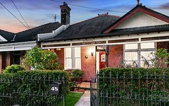 45 Arthur Street, Randwick NSW
