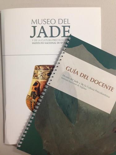 Taller Museo del Jade- XXCongreso