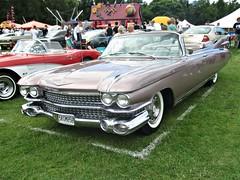 267 Cadillac Eldorado (3rd Gen) (1959) (robertknight16) Tags: cadillac usa american 1950s eldorado tatton 974xur 5kcm858