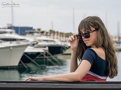 266/2018 (Salva Mira) Tags: lourdes model modelo beautiful pretty fashion moda alacant alicante port puerto harbour vaixells salva salvamira salvadormira