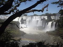 Cataratas (craetchecopar) Tags: cataratas agua arcoiris arbol rainforest argentina paraguay brasil rainbow fall water sky tree