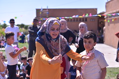Event for Children at Healing Garden Chamchamal (Jiyan Foundation) Tags: jiyan foundation humanrights chamchamal kurdistan iraq irak idp healinggarde children games fun rheinbach stjoseph education healinggarden heilgarten gymnasiumrheinbach