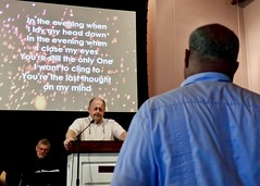 Worship Service with Pastor Don Beachy (9-30-2018) - Offeratory (nomad7674) Tags: 2018 september 20180930 beacon hill church efca evangelical free monroe ct connecticut monroect worship service offering offertory prayer pray music musician song sing singing singer songs team