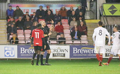 Lewes 3 Worthing 4 03 10 2018-377.jpg (jamesboyes) Tags: lewes worthing sussex football soccer fussball calcio voetbal amateur bostik isthmian goal score celebrate tackle pitch canon 70d dslr
