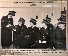 Glasgow Police Museum - Glasgow Scotland - 2/10/18 (DanoAberdeen) Tags: girls girl female danoaberdeen policewomansdepartment 60s sixties 1962 uniform police amateur woman women candid museum history olddays vintage memorabilia medals cap insignia 2018 enforcement policescotland strathclydepolice badge pin plaque sempervigilo bluelights bobbies oldbillauthority policeofficer man law justice barlinnie emergencyservices scottish force ranking constable chief 70s 80s glasgowpolicemuseum glasgowscotland handcuff handcuffs restrained detained guilty