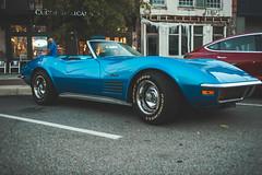 Stingray (jaysneaker23) Tags: nikon cars corvette stingray