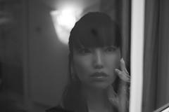 Window (HarQ Photography) Tags: monochrome blackandwhite fujifilm fujifilmxseries xt2 xf35mmf14r portrait window