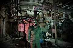 Fallout Boiler Room Main station (Bo Ragnarsson) Tags: fallout powerplant radiation gasmask industrial abandoned decay urban urbex boragnarsson stalker postapocalyptic postnuclear apocalypsedeacadence factory nikond600
