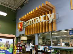 pharmacy (l_dawg2000) Tags: 2012décor 2014remodel arlington bakery deli formermillenniumstore grocery grocerystore kroger naturalfoods pharmacy produce remodel remodeled retail tennessee tn wine unitedstates usa