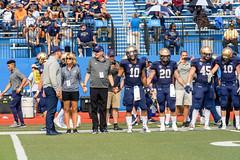 Pregame-1 (John Carroll Univ.) Tags: athletics fun homecoming president drjohnson homecoming2018 football human people person