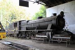 I_B_IMG_0576 (florian_grupp) Tags: asia myanmar burma train railway railroad myanmarailways southeast metergauge metregauge 1000mm steam locomotive scrap yard vulcan foundry pyuntaza