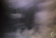 Milky Way Through Clouds [2018.10.30] (1CM69) Tags: 1cm69 750d astrophotography canon canon750d capella exiftool exmoor geosetter kjevans lynton m45 photoshop pleiades polaris lyntonandlynmouth england unitedkingdom gbr