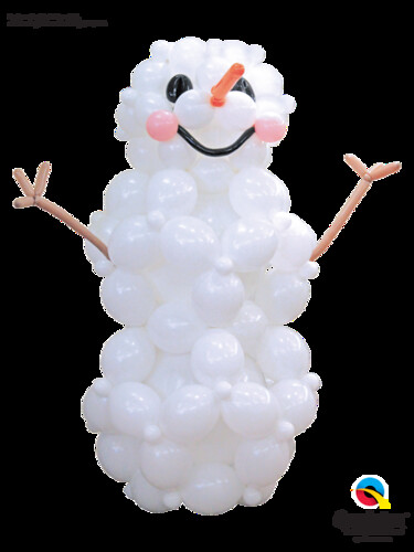 Quick Link Snowman