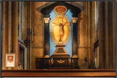 Gero Kreuz im Kölner Dom (videamus) Tags: gero kreuz im kölner dom kathedrale köln mittelalter kunst cologne cathedral germany deutschland rheinland erzbistum