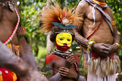 Young Huli Wigman (Jojje Olsson) Tags: png papuanewguinea asia pacific tribes tribal nature highlands mountains culture