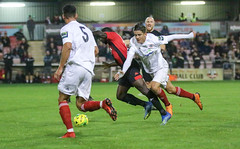 Lewes 3 Worthing 4 03 10 2018-69.jpg (jamesboyes) Tags: lewes worthing sussex football soccer fussball calcio voetbal amateur bostik isthmian goal score celebrate tackle pitch canon 70d dslr
