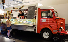 Feast Coffee Truck (creepingvinesimages) Tags: htt foodtruck red market feastcoffeetruck mainstreetmaeket chaelottesville virginia samsung galaxy s9 pse14
