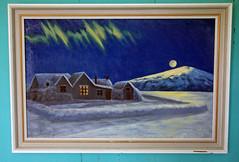 Icelandic Winter Scene (JB by the Sea) Tags: southiceland southcoast southconstituency suðurkjördæmi iceland ísland europe september2018 skógar skogar rangárþingeystra skogarfolkmuseum skógasafn