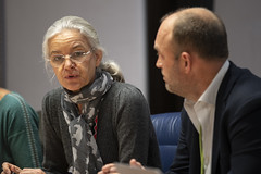 Mette Løyche Wilkie, Chief, Policy and Resources Division, Forestry Department, FAO (FAO Forestry) Tags: ressources unfao faooftheun headquarters hq rome water birds foodsecurity