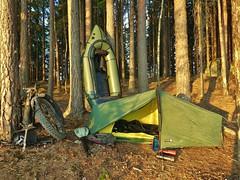 P1070068 (Yonna Bjorkkvist) Tags: bikepacking bikerafting packraft mrs fatbike surly pugsley sweden sverige