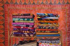 Ibiza colors (marthareichardt) Tags: ibiza hippymarkt hippymarket farben colors stoff tücher bunt colorfull colorido colore couleur tissu putaarabi clickcamera