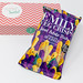 Emily Veg Crisps - sweet potato sticks with sea salt from the seventh door of the vegan Foodist Active advent calendar