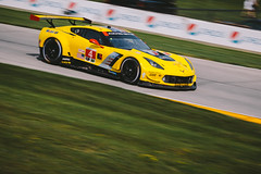 Corvette C7.R (Garret Voight) Tags: 2018 corvette c7r gtlm corvetteracing olivergavin tommymilner racing motorsports autoracing car racecar sports weathertechsportscarchampionship uscc imsa automobile motorracing automotive roadamerica elkhartlake wisconsin vehicle track circuit corner speed motion blur panning