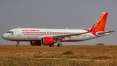 Air India Airbus A320NEO VT-EXK Bangalore (BLR/VOBL) (Aiel) Tags: airindia airbus a320 a320neo vtexk bangalore bengaluru canon60d