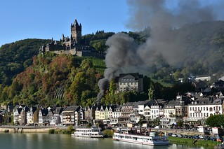 Reichsburg Castle. Cochem (Explored 20-09-18)