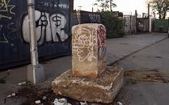 Bushwick (neilsonabeel) Tags: nikonfm2 nikon film analogue grafitti newyorkcity brooklyn