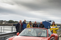 Montrose Group (syf22) Tags: pcgb porscheclubgb porsches car carrier carrera2s automobile auto autocar automotor autos 911 boxster cayman german germanmade madeingermany motor motorcar motorised vehicle drive group club member rnli lifeboat montrose scotland