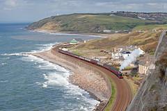 Jubilant (Richie B.) Tags: parton cumbria lms london midland and scottish railway british rail jubilee 5xp 6p 5699 45699 cumbrian coast express 1z67
