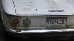 (Subaruined95) Tags: neglected old aircooled chevy chevrolet corvair