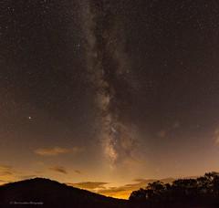 Milky Way at Brasstown Bald (timcorradino) Tags: northgeorgia georgia longexposure milkyway