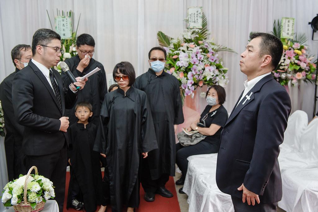 喪禮記錄/臺北市立第一殯儀館安順廳/主內黃弟兄