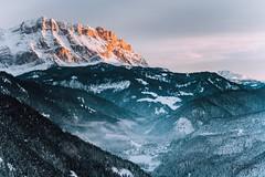 (frogghyyy) Tags: landscape paesaggio snow neve fog nebbia mountain montagna trentino trentinoaltoadige sudtirol dolomiti dolomites italy beautiful natura montagne italianlandscape panorama blue